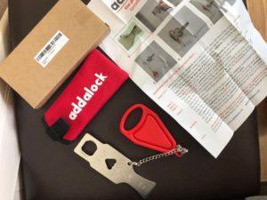 Addalock Portable Door Lock